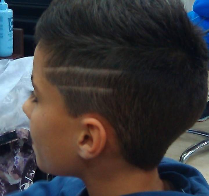 Cortes de pelo especiales para niñ@s